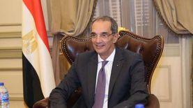 """وزير الاتصالات: مبادرة """"مستقبلنا رقمي"""" تستهدف الشباب بكل التخصصات"""