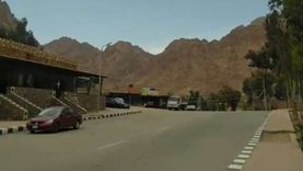 طوارئ في سانت كاترين استعدادا للتقلبات الجوية بجنوب سيناء