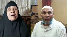 أول ظهور لـ«الابن المتهم بضرب والدته»: «ياما عذبتني».. والأم ترد