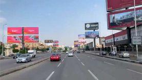 تفاصيل الحركة المرورية في القاهرة الكبرى والمحاور مع بدء الامتحانات