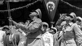 خطاب عبد الناصر أمام «الأمة» بعد رئاسته لمصر: مهمتي بناء جيل أكثر صلابة