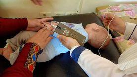 توقيع الكشف الطبي على 4300 طفل حديثي الولادة بجنوب سيناء