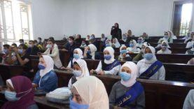 أزهر المنيا: لم نتلق شكاوى من امتحانات الشهادة الإعدادية