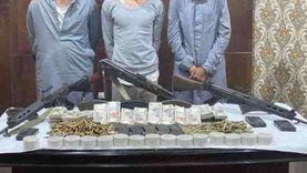 المتهمون بقتل مدمن حلوان: هددنا بإبلاغ الشرطة.. وكان عاوز يشم «ببلاش»