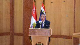 """محافظ الإسكندرية يشارك في المؤتمر الأول """"معا نبني المستقبل"""""""