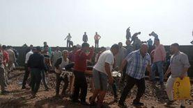توقف حركة 4 قطارات متجهة من الإسكندرية للقاهرة بسبب حادث قطار بنها