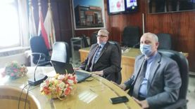 لقاء علمي مصري ألماني حول علاج القلب بالدعامات الحديثة بطب بنها