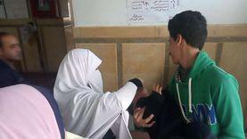 صحة شمال سيناء: حملة شلل الأطفال وصلت النجوع والمناطق الصحراوية