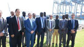 """وزير ري جنوب السودان يزور """"اقتصادية القناة"""": نتطلع لتبادل الخبرات"""