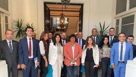 وفد «التنسيقية» يلتقي وزيرة الثقافة للحديث عن أبرز الإنجازات والمعوقات