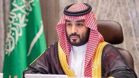 ولي العهد السعودي يلتقي أمير قطر على هامش مبادرة الشرق الأوسط الأخضر