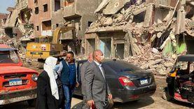 محافظ القاهرة: جار إزالة تعارضات مسار محور الفردوس غرب مدينة نصر