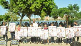 صور.. مسيرات وجولات فردية لمرشحي النواب في دمياط