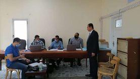 مرشح وحيد يتقدم بأوراقه للجنة تلقي طلبات الترشح بالبحر الأحمر