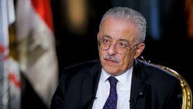 """وزير التعليم: لا يوجد أخطاء بالمناهج وما يتردد على السوشيال """"إشاعات"""""""