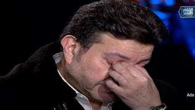 هاني شاكر يبكي أثناء حديثه عن ابنته الراحلة: فقدان الضنا إحساس صعب أوي