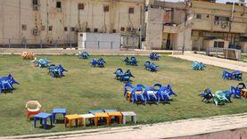 حملات لمتابعة غلق الحدائق والمتنزهات في ثاني أيام العيد بكفر الشيخ