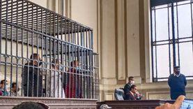 بدء جلسة محاكمة سفاح الجيزة في «جنايات الإسكندرية» (صور)