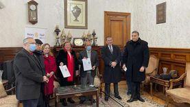«روتاري فاروس» يوقع بروتوكول تعاون مع «مياه الشرب» بالإسكندرية