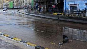 مياه الشرب: أصبحنا أكثر خبرة في رفع الأمطار من الشوارع