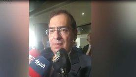 وزير البترول: مصر أفضل في إنتاج الغاز من الدول الأخرى بسبب كورونا