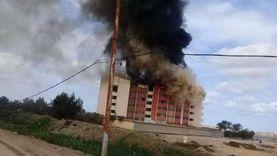 السيطرة على حريق محدود بشقة سكنية في مصر القديمة