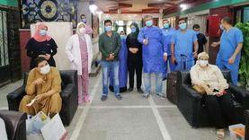 تعافي 109 مصابين بكورونا في مستشفيات قنا خلال عيد الفطر