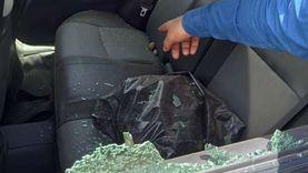 تصادم سيارتين على زراعي إسكندرية بطوخ بدون إصابات