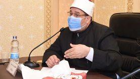 وزير الأوقاف: جهزنا عدة أطنان من الأغذية لإرسالها إلى لبنان