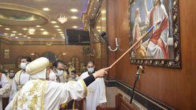 تدشين كنائس جديدة في إيبارشيات الكرازة المرقسية