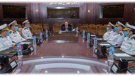 وزير الداخلية يعقد اجتماعا مع مساعديه لمتابعة خطة تأمين انتخابات النواب