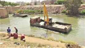 ري الدقهلية يجري محاكاة لفيضان النيل والسيول