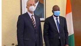 كوت ديفوار تثمن سرعة إرسال مصر مساعدات طبية لدعم جهود مكافحة كورونا