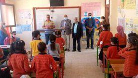 «التعليم» تفعّل قوافل «الأتوبيس الطائر» لمتابعة المعلمين بالمدارس