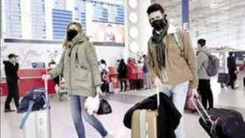 مطار القاهرة يستقبل 548 راكبا عائدين من ميلانو وأبوظبي وصلالة وجدة
