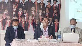 """تعليم جنوب سيناء ينظم جلسة تعريفية عن الأنشطة اليابانية """"التوكاتسو"""""""