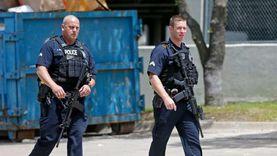 الشرطة الأمريكية تعتقل رجلا حاول عبور نقطة تفتيش في واشنطن