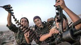 «بنات كوباني».. مسلسل لآل كلينتون عن بسالة المقاتلات الكرديات