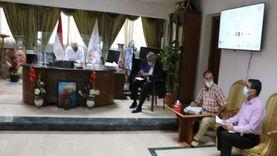 محافظ جنوب سيناء: تطوير مدينة دهب منتصف العام الجاري