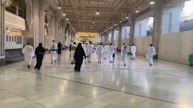 أجواء رمضان في الحرم المكي
