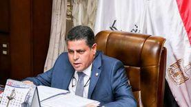 45 ألف طن رصيد القمح في مخازن القطاع الخاص بميناء دمياط