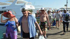 بعد إيقاف رحلاتهم لتركيا.. عقبتان في وجه استقبال السياح الروس بمصر