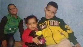 سقطوا في الشارع.. الصورة الأولى للأطفال ضحايا التسمم بقنا