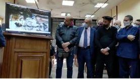 دفاع سفاح الجيزة للمحكمة : تضارب أقوال القذافي «هتوصله لحبل المشنقة»