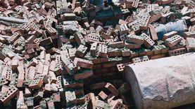 إزالة مقابر مخالفة على مساحة 35 مترا في بلبيس بالشرقية
