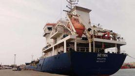 تصدير 2200 طن ملح إلى لبنان عبر ميناء العريش