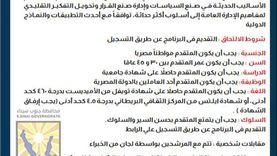 جنوب سيناء تعلن انطلاق الدفعة الرابعة من برنامج تأهيل التنفيذيين