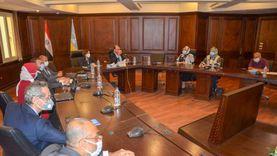الإسكندرية تستعد لبدء مشروع خطة التعافي تداعيات فيروس كورونا