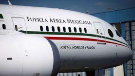 سلطات المكسيك تدرس بيع طائرة الرئيس مقابل 120 مليون دولار