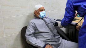 «صحة المنوفية»: 800 مواطن قدموا طلبات للحصول على لقاح كورونا